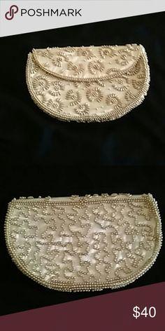 Antique purse Antique pink fine arts bag company  Bags Clutches & Wristlets