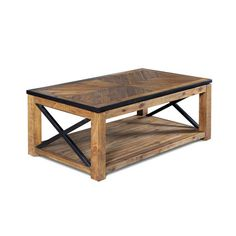 Free Shipping when you buy Magnussen Furniture Penderton Coffee Table with Lift Top at Wayfair - Great Deals on all Furniture products with the best selection to choose from!