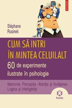 Cum sa intri in mintea celuilalt - Stephane Rusinek Carti Online, Motivational Books, Book Sites, Public Speaking, Kids And Parenting, Good To Know, Personal Development, Good Books, Psychology