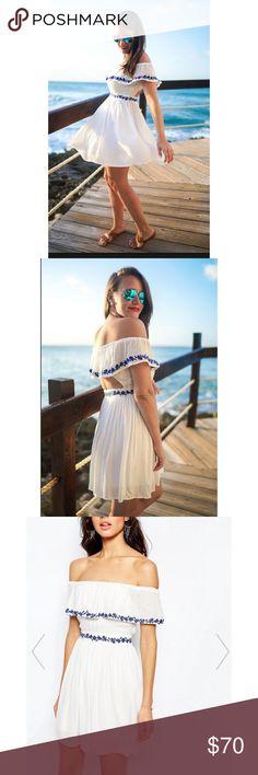 Spotted while shopping on Poshmark: [the jetset diaries] Pompeii ruffle dress! #poshmark #fashion #shopping #style #Asos #Dresses & Skirts