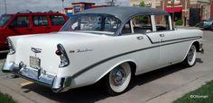 1956 Chevrolet Bel Air, Apple Valley, Minnesota