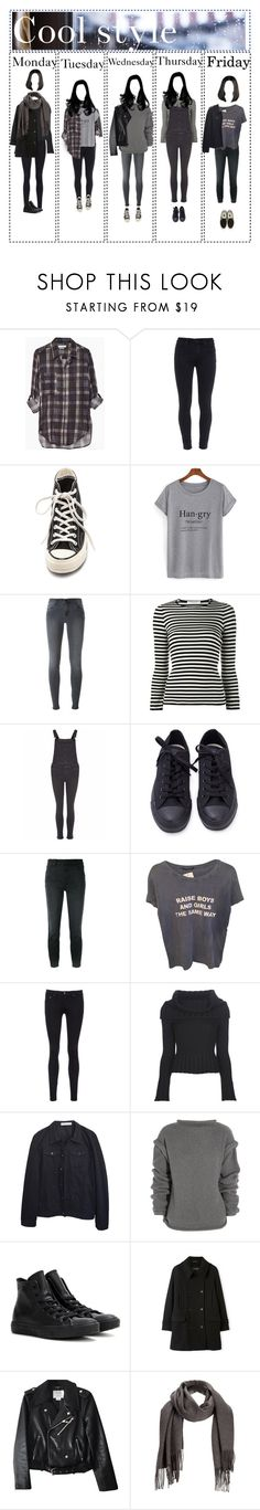 """""""Cool style"""" by sweetdreamer13 ❤ liked on Polyvore featuring Étoile Isabel Marant, Paige Denim, Converse, J Brand, philosophy, Brandy Melville, rag & bone/JEAN, Chanel, Christopher Kane and Kate Spade"""
