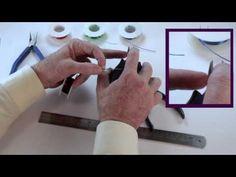 Great video lessons on wire. Hardening, cutting, shaping, etc. Love tis site. - Tagliare, stirare e piegare il filo in modo corretto