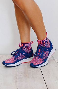 puma ignite evoknit women