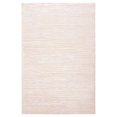 Tufted wool and art silk rug with an abstract stripes motif.   Product: RugConstruction Material: Art silk and ...