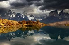 Patagonia, Chile. I will be here someday.