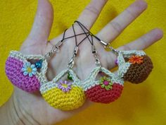 Captivating All About Crochet Ideas. Awe Inspiring All About Crochet Ideas. Crochet Gifts, Cute Crochet, Crochet Dolls, Crochet Yarn, Crochet Flowers, Crochet Cozy, Knitted Baby Blankets, Knitted Bags, Crocheted Purses