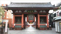 Japan | 東京, 浅草寺 - 雷門