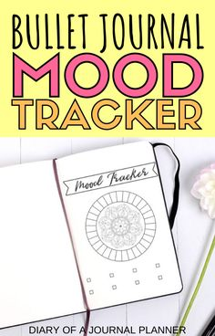 Read here for the ultimate guide to creating and using a bullet journal mood tracker! Get the best tips for following them and awesome layout ideas and inspiration! #moodtracker #Bulletjournaltrack #bujo #Bulletjournal #bulletjournalbeginners Bullet Journal Tracking, Bullet Journal Mood, Bullet Journal How To Start A, Bullet Journal Inspiration, Bullet Journals, Bullet Journal Layout Templates, Bullet Journal Printables, Mood Tracker, Planner Pages