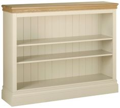 Country Oak And Painted Bookcase This Exquisite Wide Is Available In Online At Affordable Prices From Furniture Uk