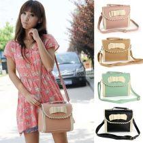 Women's Handbag Shoulder Bag Leather Shoppers Satchel Totes Messenger Bags