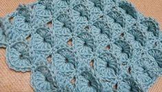 Cobija Manta para Bebe Crochet, My Crafts and DIY Projects Crochet Squares, Crochet Motif, Crochet Shawl, Crochet Baby, Free Crochet, Knit Crochet, Freeform Crochet, Blanket Crochet, Crochet Stitches Patterns
