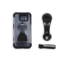 Rokform 334101-S7 Galaxy S7 Adjustable Motorcycle Phone Mount/Holder for Harley Davidson