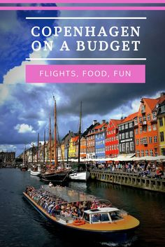 Explore Copenhagen - Denmark on a budget. Learn how I've managed to spend only £50 on a 24 hours trip, including the flights from the UK. Discover how to enjoy Copenhagen the cheap way, without spending a fortune but still see and experience a lot of sights and attractions.