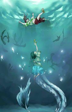 Haku,Nigihayami Kohakunushi & Sen,Chihiro Ogino - Spirited Away,Studio Ghibli