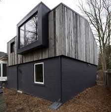 contemporary projecting bay windows - Google Search