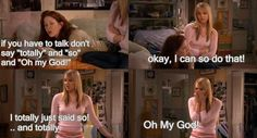 Hilarious quote from 8 Simple Rules