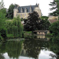 Montrésor plus beau village de France