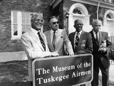 The Tuskeegee Airmen National Museum, shown here in 1987, is located in Historic Fort Wayne, Detroit, MI. The Tukeegee Airmen were America's first black military airmen. (Photo: The Detroit News archives)