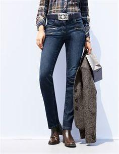Jeans, Boots, Madeleine