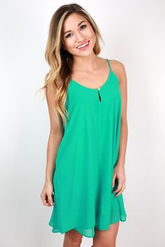 Perfect Date Dress in Ocean Wave
