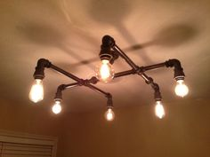 steampunk chandelier - Google Search