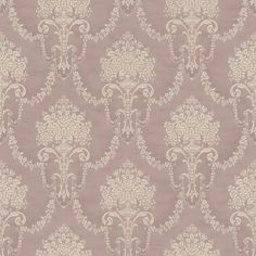 Like this for my guest bed room. perfect back drop for my pale grey and sacndi pink bedding throws and cushions. Peaceful and elegant … if not a little low key. Gold Toile Wallpaper, Galerie Wallpaper, Wallpaper Online, Pink Bedding, Subtle Textures, Guest Bed, Designer Wallpaper, Wallpaper Designs, Low Key