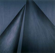 Lee Lozano Verge 1965 Oil on canvas