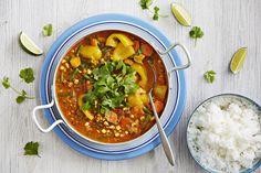 Mifu-curry sopii hyvin viileneviin syysiltoihin.