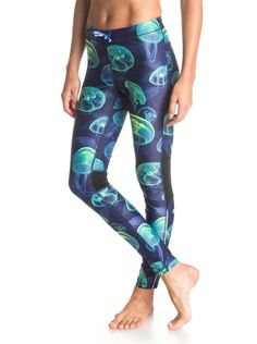 Roxy jellyfish leggings