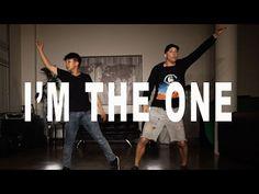 """I'M THE ONE"" - DJ Khaled ft Justin Bieber Dance   @MattSteffanina ft Kenneth San Jose - YouTube"