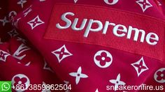 2063992d7bb9 I GOT THE SUPREME LOUIS VUITTON BOX LOGO HOODIE!HD Unboxing review from  sneakeronfire.us