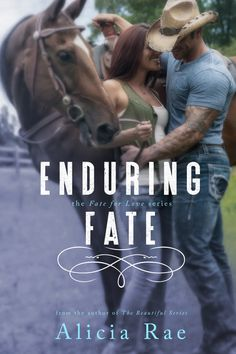 Kristie's Kaptivating Reviews: Check out the cover for Enduring Fate by Alicia Ra...