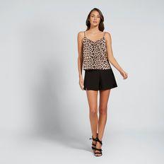 3b3696b0c84c2 Co-Ord Sets - Leopard Crinkle Cami - Clothing - Sportsgirl