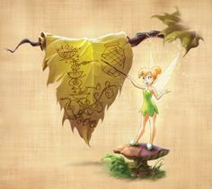 The Art Of Disney Fairies : Photo