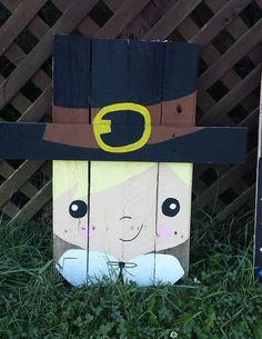 Cute Little Boy Pilgrim Reclaimed Barn by TheWheelPrespective
