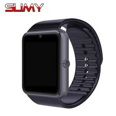 Slimy Bluetooth Smart Watch for Apple Watch Touch Screen Smartwatch Phone Gift for Android IOS Wearable Devices PK Price history. Product ID: Smart Watch Price, Smart Watch Apple, Best Smart Watches, Stylish Watches, Cool Watches, Watches For Men, Gps Watches, Sport Watches