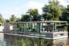 12 Incredibly Awesome Houseboats