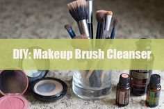 Are your makeup brushes in need of some deep cleaning? This makeup brush cleanser is super easy and only takes three simple ingredients! Ingredients: 2 tablespoons Fractionated Coconut Oil 5 drops …