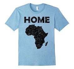 Men's Distressed Africa Home African Pride Graphic T-shir… South Africa, Pride, African, Mens Tops, T Shirt, Supreme T Shirt, Tee Shirt, Tee