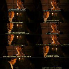Darcy's inner struggles #44