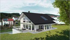Exklusive Fachwerkhäuser - individuelles Architektenhaus - HUF HAUS - HUF HAUS