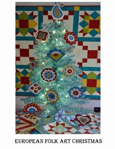 American Homestead: Christmas in July at The Back Door Quilt Shop
