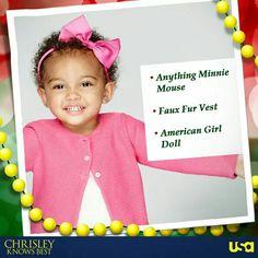 Chloe Chrisley ... Chrisley Knows Best. ..