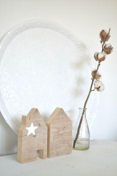 Wat vind je van katoentakken op tafel? Ipv nepbloemen.
