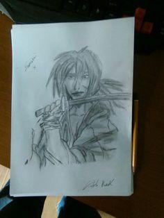 Retrato de kenshin