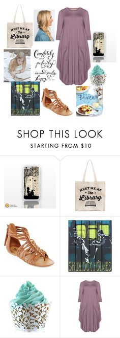 """""""A few of my favorite things."""" by modest-south ❤ liked on Polyvore featuring Mrs Darcy, Arizona, Isolde Roth and Williams-Sonoma"""