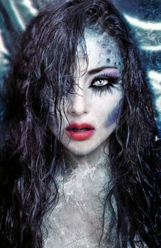 * Halloween Makeup *