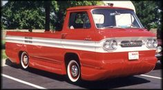 Chevrolet Corphibian (1961) prototype. This Amphibious vehicle has 2 propellers and 2 rudders mounted at the rear