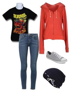 """""""Untitled-03"""" by rainbow-shimmer ❤ liked on Polyvore featuring Merc, Paige Denim, Converse, Alternative and Keds"""